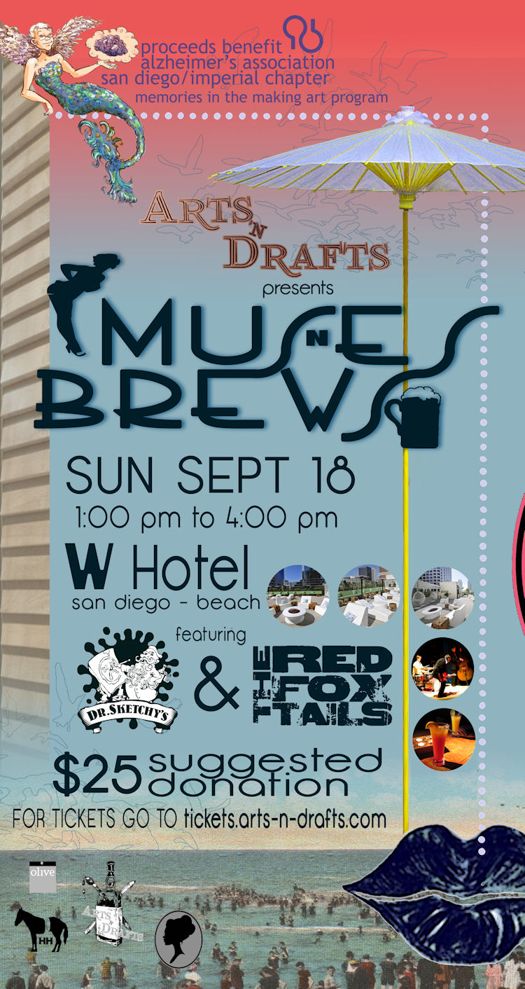 Muse n Brews Sunday September 18